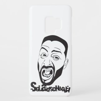 Coke man Sgladschdglei Case-Mate Samsung Galaxy S9 Case