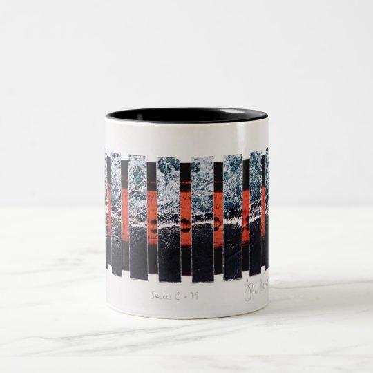 COL 24 Two-Tone COFFEE MUG