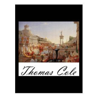 Col de Thomas el curso de la consumación del Postal