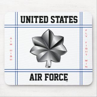 Col del Lt del Teniente Coronel O-5 de la fuerza Mousepads