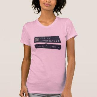 Col Du Tourmalet- ladies T-Shirt