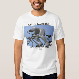 Col du Tourmalet T Shirts