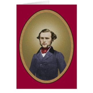 Col. Guillermo T. Nichols Tarjeton
