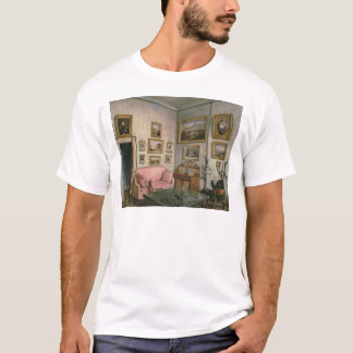 Col. Norcliffe's study at Langton Hall, c.1837 T-Shirt