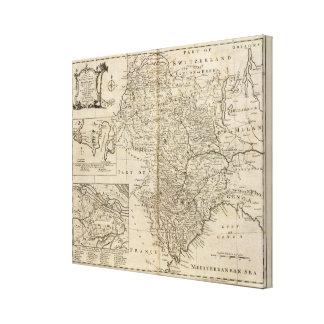 Col rizada, Piemont, Montferrat Impresiones De Lienzo