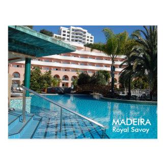 Col rizada real 5* Madeira Postal
