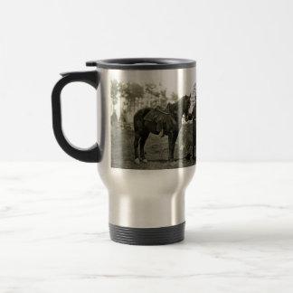 Col. Sharpe's horses Mugs