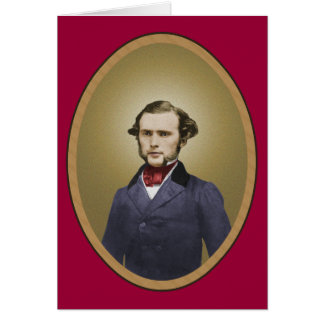 Col. William T. Nichols Card