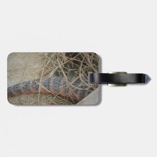 cola del armadillo en imagen del animal del heno etiquetas bolsas