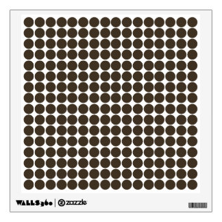 Cola Safari Dot Wall Stickers