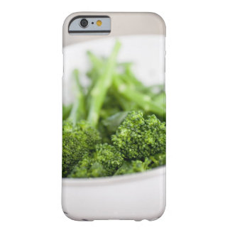 COLANDER FULL OF SUPERFOOD BROCCOLI BARELY THERE iPhone 6 CASE