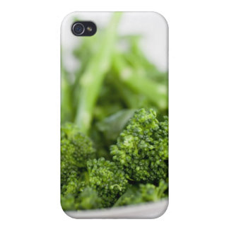 COLANDER FULL OF SUPERFOOD BROCCOLI iPhone 4/4S CASES