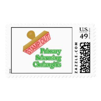 Colangitis esclerótica primaria sello