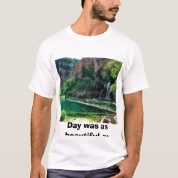 Colarodo, My Father's Day was as beautiful as t... T-Shirt
