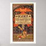 Colas de hadas rusas por Bilibin 1903 Posters