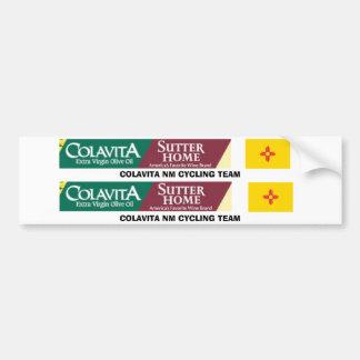 Colavita NM top tube sticker