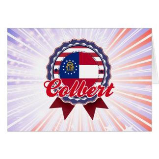 Colbert, GA Card
