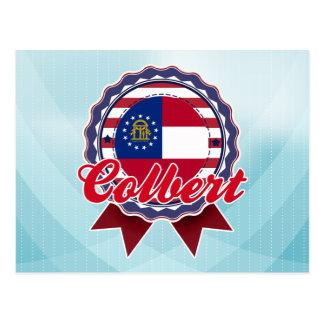 Colbert, GA Postcard