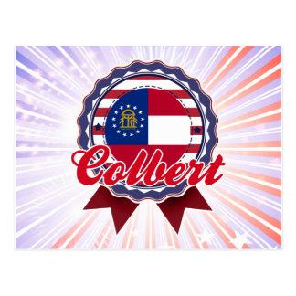 Colbert, GA Postcards