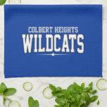 Colbert Heights High School; Wildcats Hand Towel