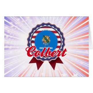 Colbert, OK Card