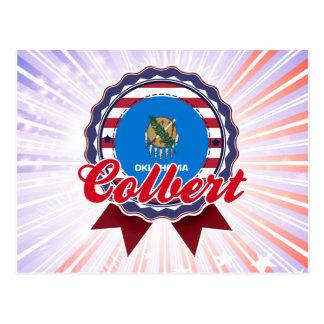 Colbert, OK Postcard
