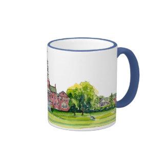 colby college coffee mug