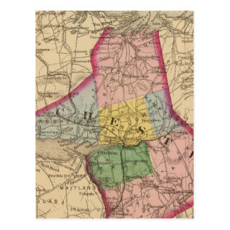 Colchester Co, NS Postcard