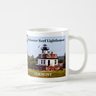 Colchester Reef Lighthouse, Vermont Mug