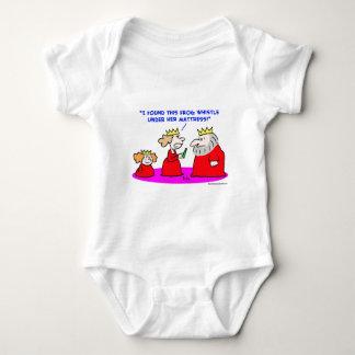 colchón del silbido de la rana de la princesa de body para bebé