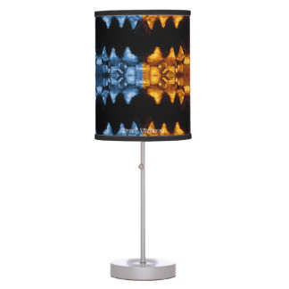 Cold and Warm Lamp