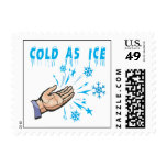 Cold As Ice Postage