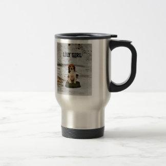 Cold Beagle Mug