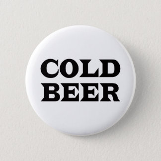 Cold Beer Button