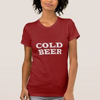 Cold Beer Dark T Shirt
