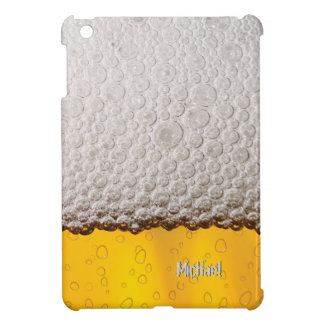 Cold Beer Glass iPad Mini Case