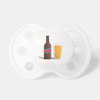 Cold Beer Pacifier