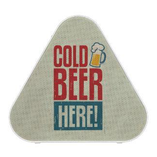 Cold Beer Speaker
