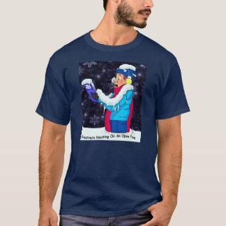 Cold Christmas Caroler T-Shirt