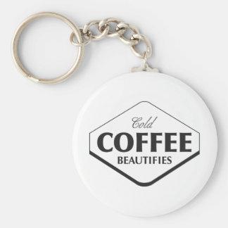 Cold Coffee Beautifies Keychain