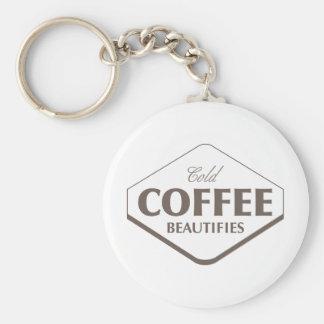Cold Coffee Beautifies Keychain 2