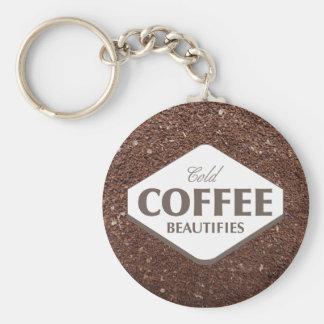 Cold Coffee Beautifies Keychain 4