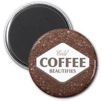 Cold Coffee Beautifies Magnet 4