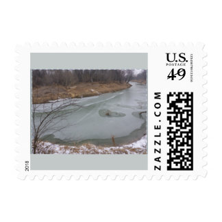 Cold Cold Heart Stamp --Oxley Collection