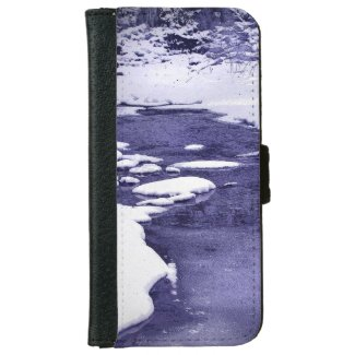 Cold Creek iPhone 6 Wallet Case