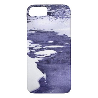 Cold Creek iPhone 7 Case
