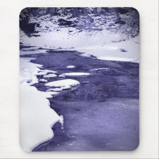 Cold Creek Mouse Pad