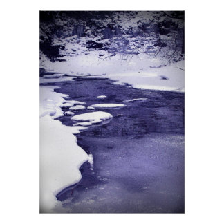 Cold Creek Print
