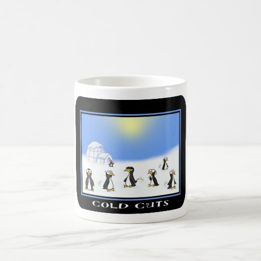 Cold Cuts Mug
