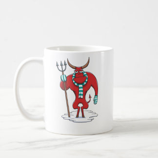 Cold Day in Hell Coffee Mug